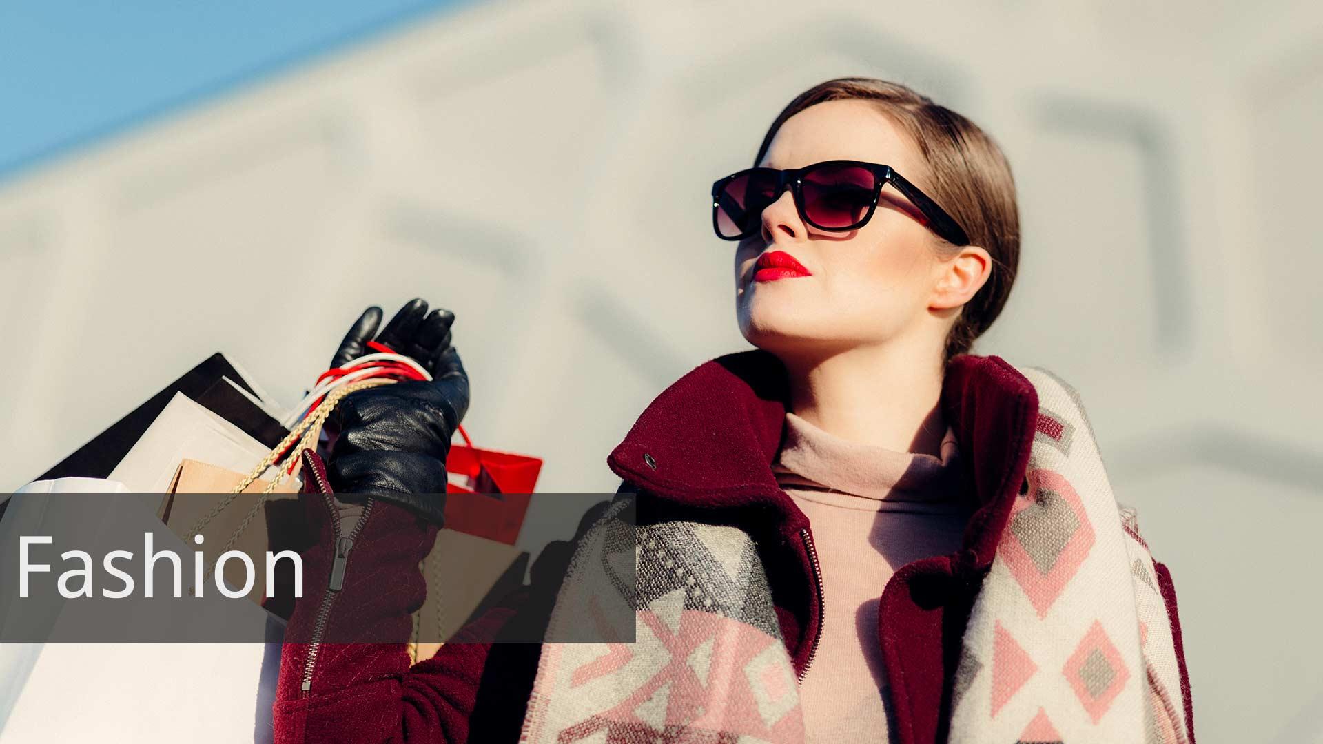Fashion: Markenführung Werbeagentur