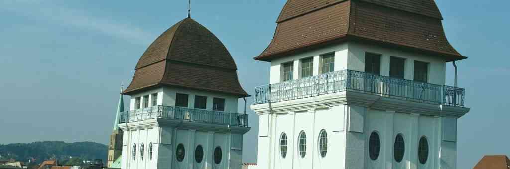 Standort der Agentur in Bielefeld