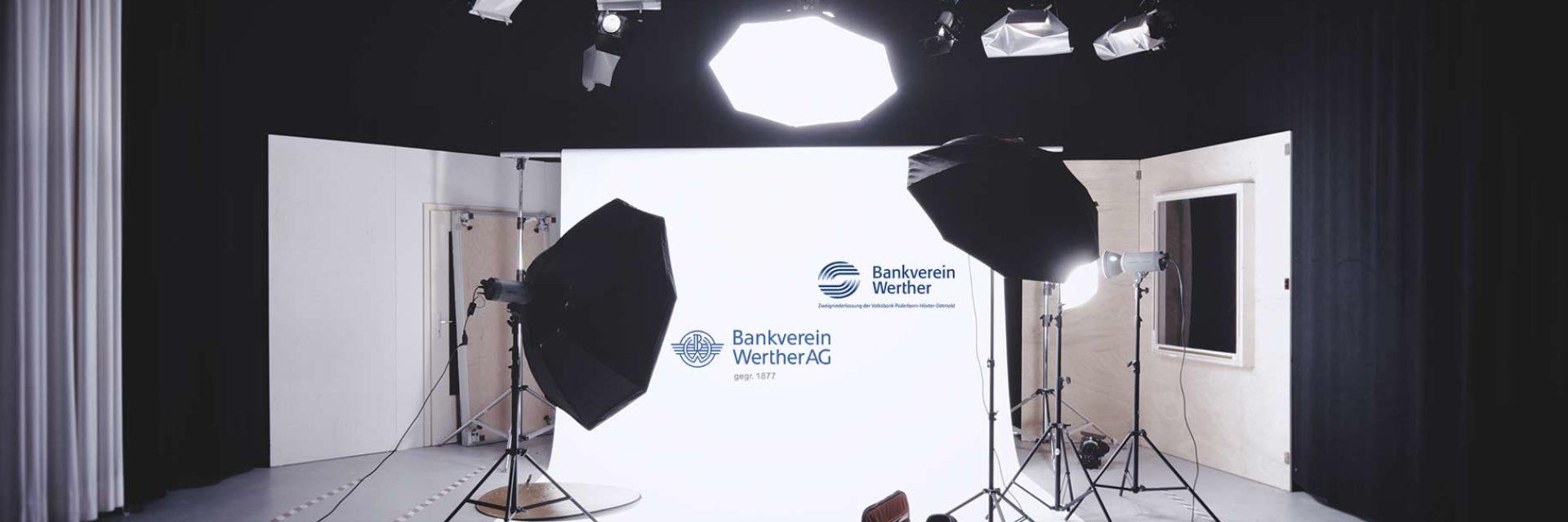 Markenintegration: Bankverein Werther