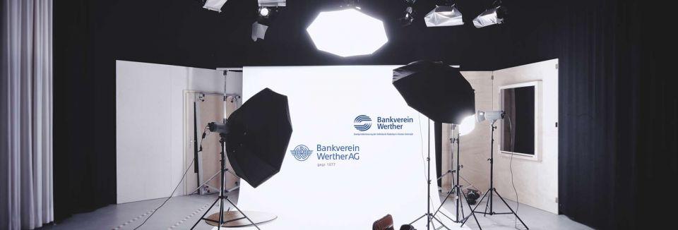 Marken-Integration Bankverein Werther