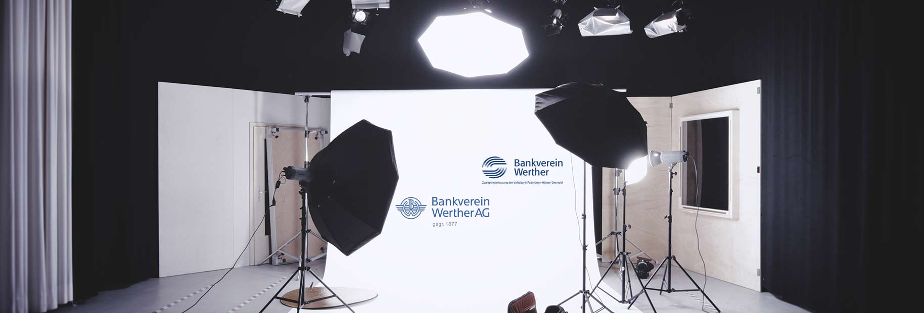 Marken-Integration Bankverein Werther