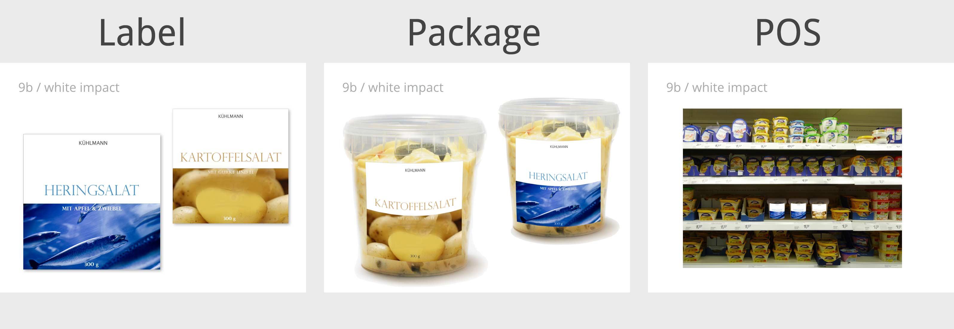 Verpackungsgestaltung