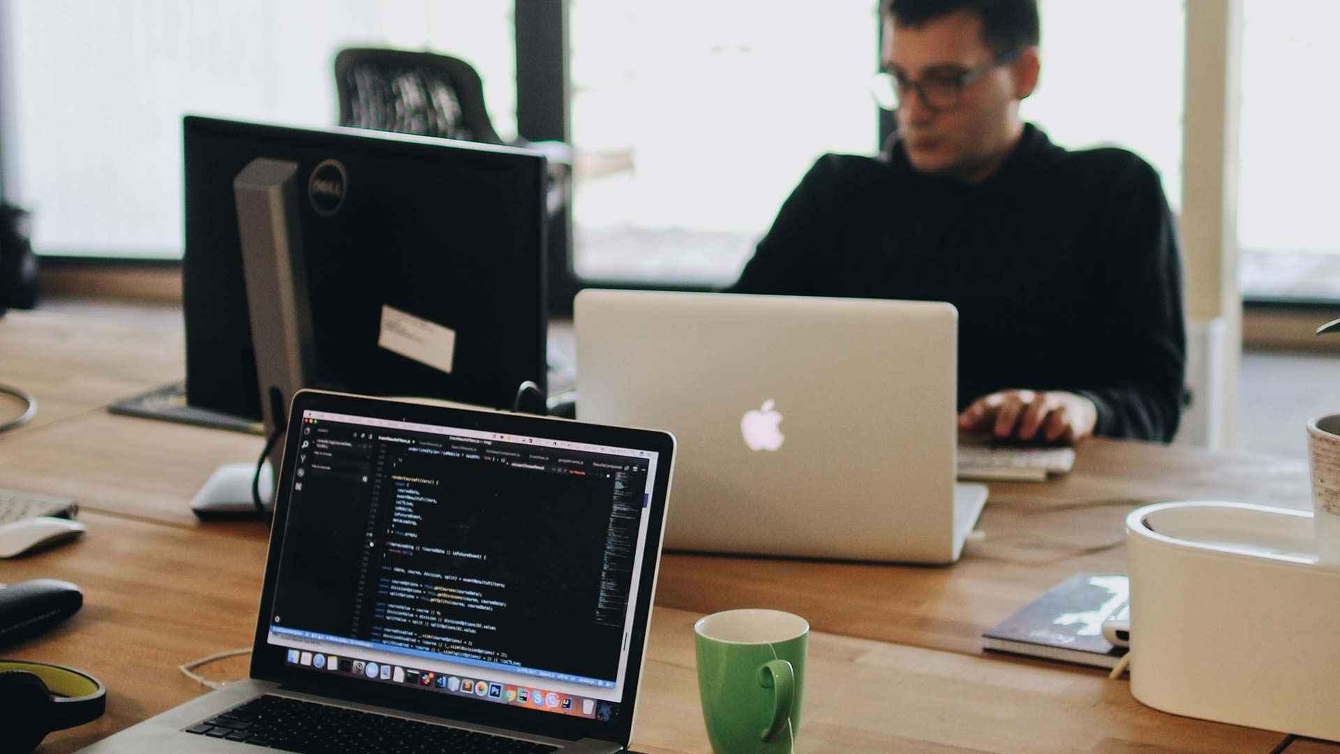 Webdesign und Webentwicklung fuer die IT-Consultants