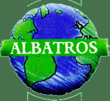 Ausgangssituation: altes Logo Albatros