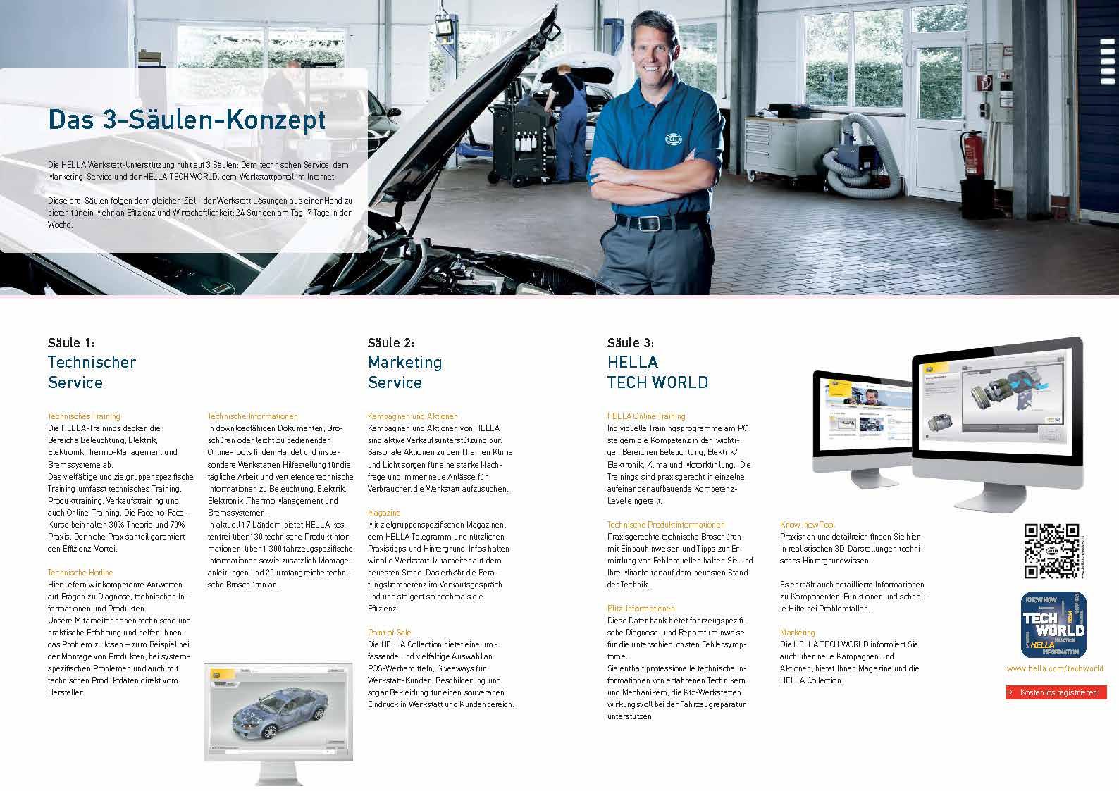 Werbeagentur Mittelstand Technik